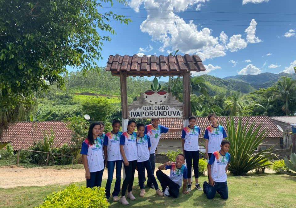 Visita: Quilombo na cidade de Eldorado